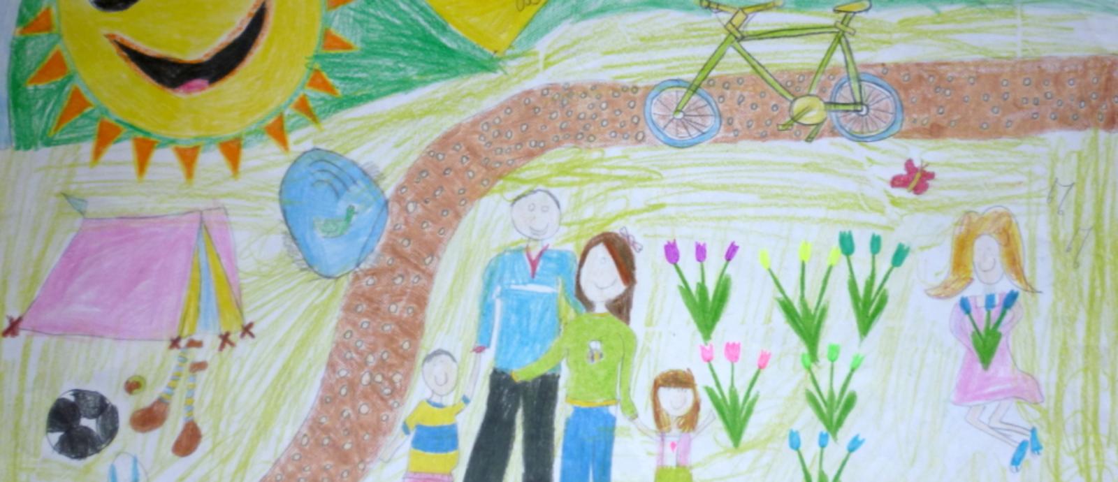 glór presents Lockdown through a young Lens: County Clare Kids Art Exhibition